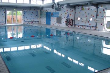 Zwembad de startsprong
